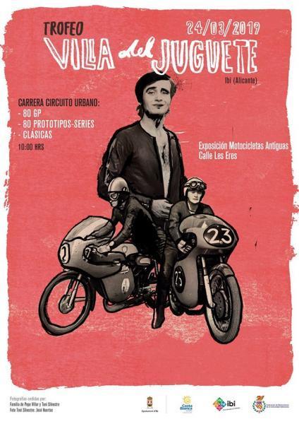 Trofeo De Villa Juguete Motociclismo Del 6gYbf7y