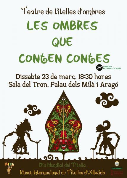 Albaida celebra el Día Mundial de la Marioneta