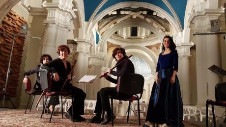 Die XXII Semana de la Música Sacra in der Osterwoche von Requena