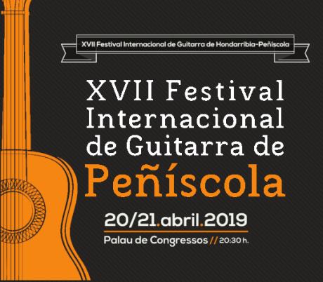 XVII Festival Internacional de Guitarra, Hondarribia - Peñíscola