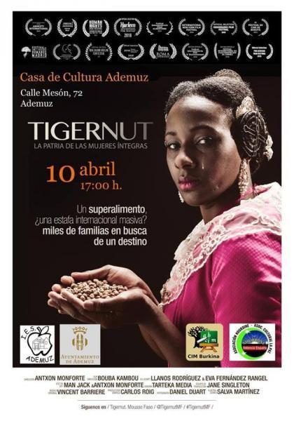 Proyección: TIGERNUT. La patria de las mujeres íntegras