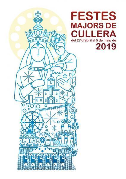 FIESTAS MAYORES CULLERA 2019