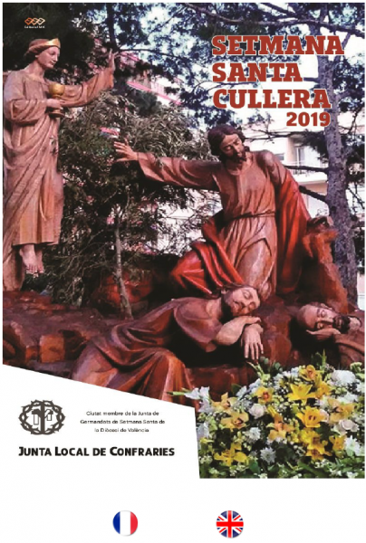 PROGRAMACIÓN SEMANA SANTA CULLERA INGLÉS/ FRANCÉS