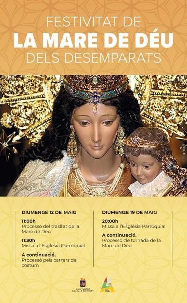 Festividad de la Virgen de los Desamparados