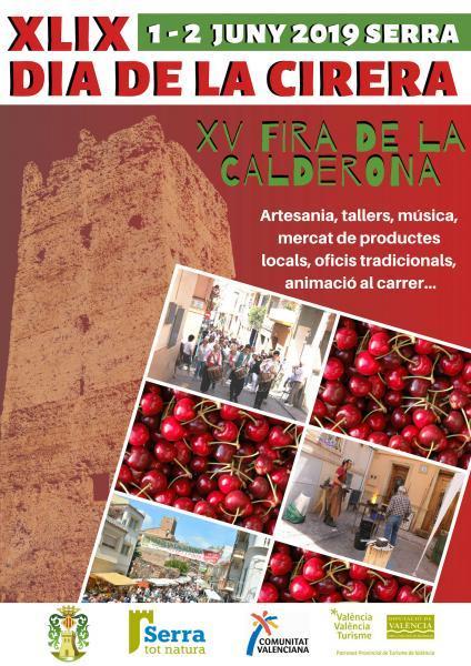 XLIX Dia de la Cirera - XV Fira de la Calderona