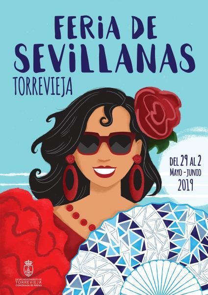 FERIA DE SEVILLANAS TORREVIEJA 2019