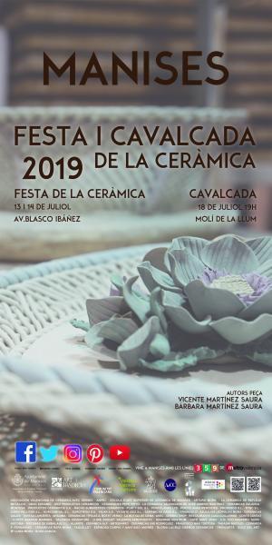 Festa de la Ceràmica 2019 en Manises
