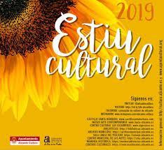 Estiu Cultural Alicante 2019