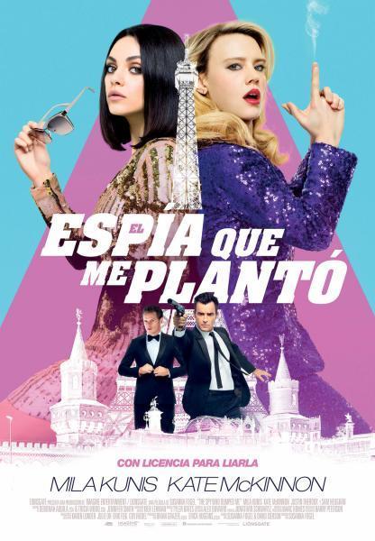Cinema al Carrer: El espía que me plantó