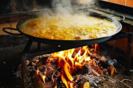 Paella, on the way to becoming a World Heritage Site