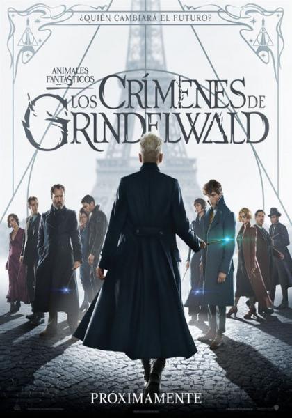 Cinema al Carrer: Animales fantásticos: los crímenes de Grindelwald