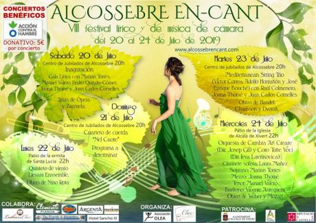 Festival Alcossebre En-cant