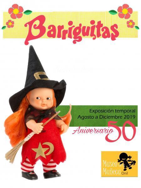 Exposición 50 aniversario Barriguitas