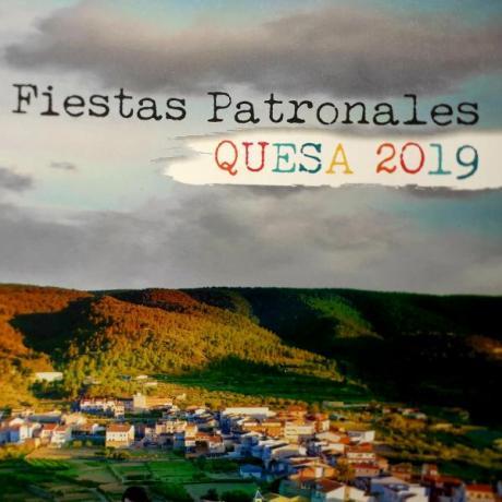 Fiestas Patronales 2019 en Quesa