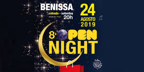 8a Open night y Nit en Blanc