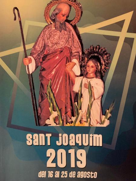 Fiestas barrio San Joaquin 2019