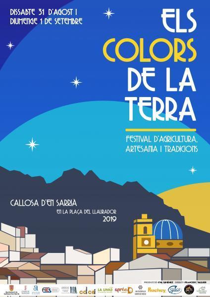 ELS COLORS DE LA TERRA 2019