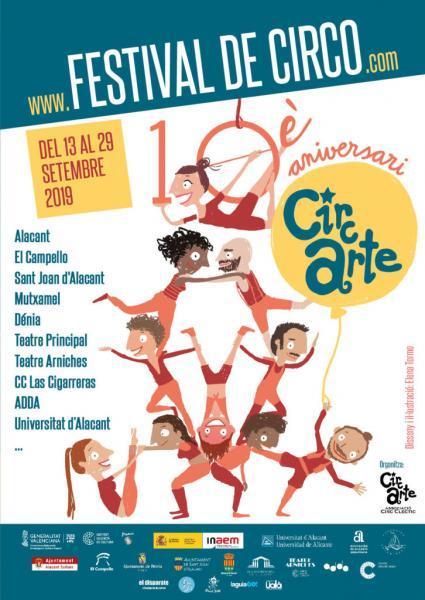 Festival Circarte Alicante 2019