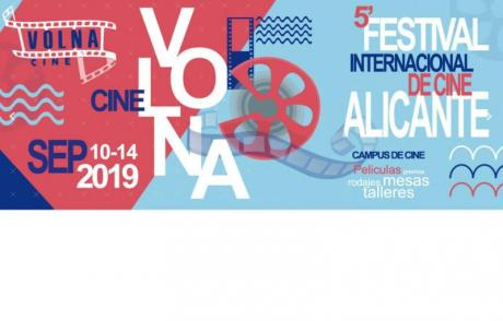 5º Festival Internacional de cine en Alicante «Cine Volna» 2019
