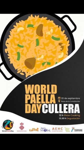 DÍA INTERNACIONAL PAELLA CULLERA