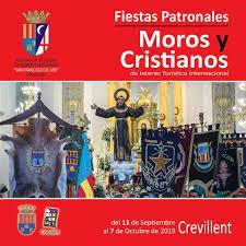 Fiestas Patronales de Moros y Cristianos Crevillente 2019