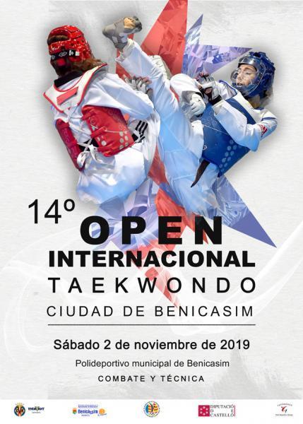 14º Open Internacional de Taekwondo Ciudad de Benicàssim