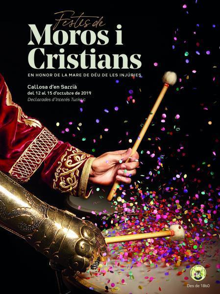MOROS I CRISTIANS 2019 - CALLOSA D'EN SARRIÀ