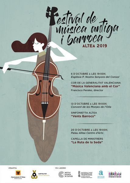 Festival de Música Antiga i Barroca en Altea
