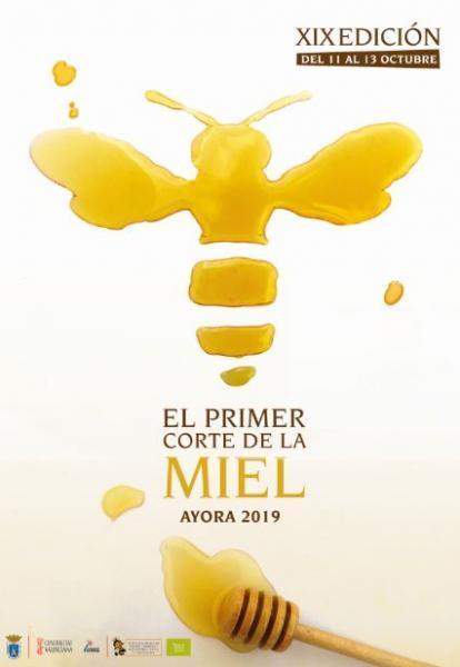 EL PRIMER CORTE DE LA MIEL AYORA 2019