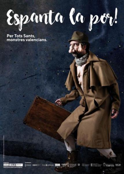 PROGRAMA ESPANTA LA POR!: AMB LA POR A RASTRES, ONDA 2019