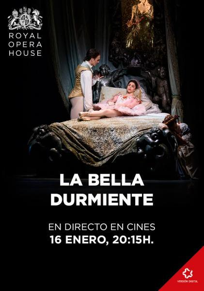 """BALLET: """"LA BELLA DURMIENTE"""""""