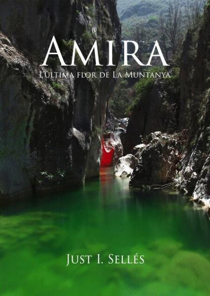 """PRESENTACIÓN DEL LIBRO """"AMIRA. L'ÚLTIMA FLOR DE LA MUNTANYA"""", DE JUST I. SELLÉS"""