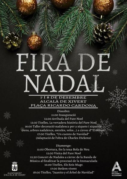 Feria de Navidad Alcalà de Xivert