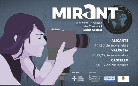 MIRANT -  II Muestra Itinerante de Cine y Salud Global