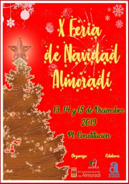 X Feria de Navidad en Almoradí