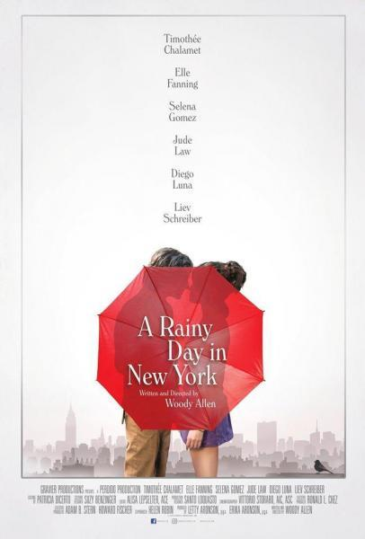 Cine: A rainy day in New York