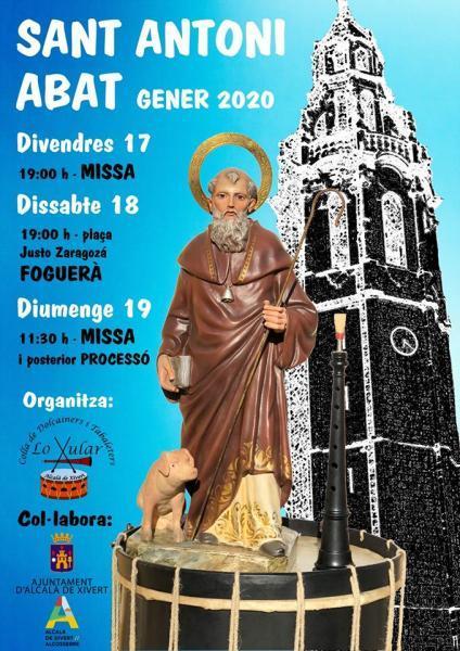 Sant Antoni en Alcalà de Xivert