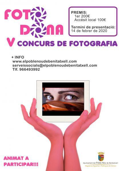 V Concurso de fotografía: Foto Dona
