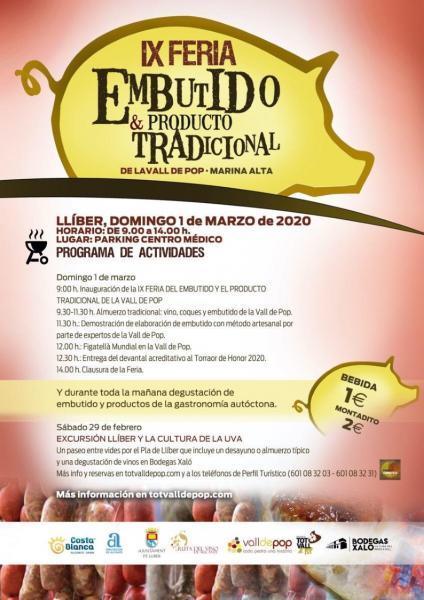 IX Feria del embutido - Llíber