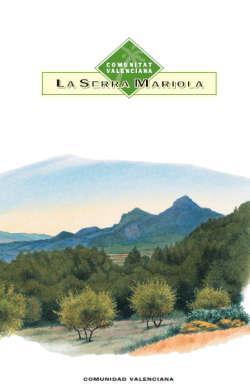 Portada Serra Mariola