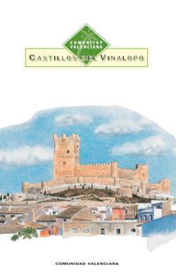 Portada Castillos del Vinalopó