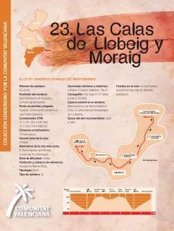 Ruta 23 Calas de Llebeig y Moraig