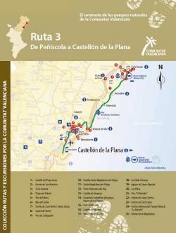 Ruta 3 De Peñíscola a Castellón de la Plana