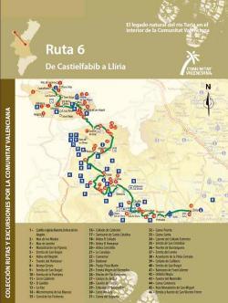 Ruta 6 De Castielfabib a Llíria