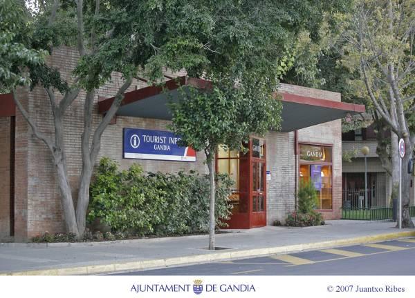 oficina de turismo de gandia comunidad valenciana