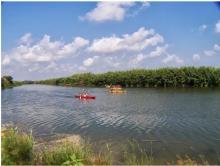 kayak por el Xúquer