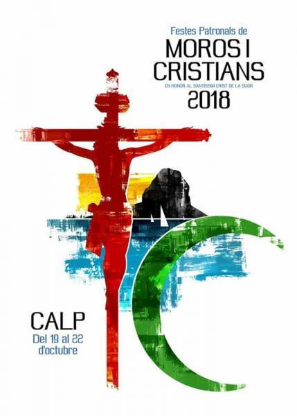 Moros y Cristianos Calp 2018