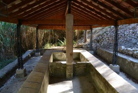 """Discover our Comarca """"Fountains and laundries of Benissa"""""""