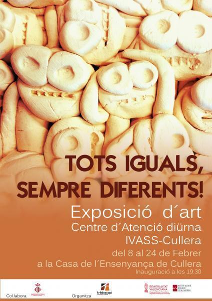 EXPOSICIÓN ARTE CULLERA